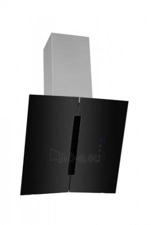 Tvaika nosūcējs BREGO Vertum Black 60 Paveikslėlis 1 iš 1 250113000797