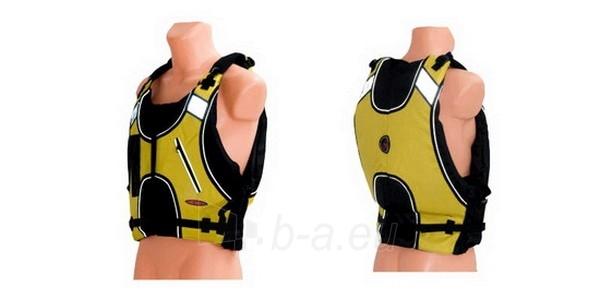Gelbėjimosi liemenė MQ 50N, S dydis (geltona/juoda) Paveikslėlis 1 iš 1 250555400028