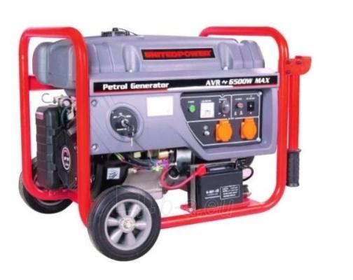 Generatorius HECHT GG7300 Paveikslėlis 1 iš 1 225282000084