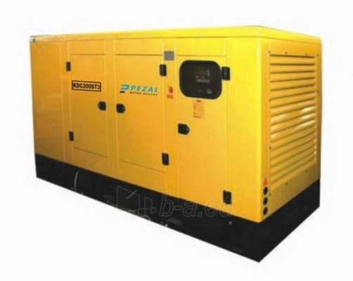 Generatorius KDC200ST3 Paveikslėlis 1 iš 1 225281000025