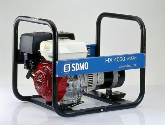 Generatorius SDMO HX 4000 Paveikslėlis 1 iš 1 225282000076