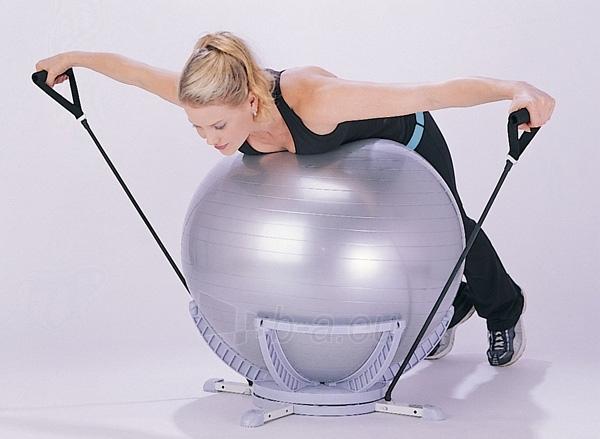 Gimnastikos treniruoklis su kamuoliu inSPORTline Magic Ball Paveikslėlis 2 iš 2 250620200111