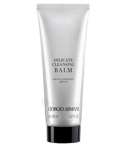 Giorgio Armani Delicate Cleansing Balm Cosmetic 125ml Paveikslėlis 1 iš 1 250840700464
