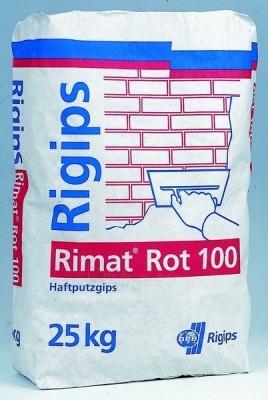 Gypsum plaster Rigips Rimat Rot 100 25kg Paveikslėlis 1 iš 1 236760200028