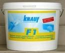 Glaistas Knauf F-1 pastose spachtelmasse 8 kg Paveikslėlis 1 iš 1 236506000092