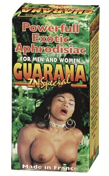 Guaranas - Galingas Afrodiziakas vyrams ir moterims Paveikslėlis 1 iš 1 2514134000008