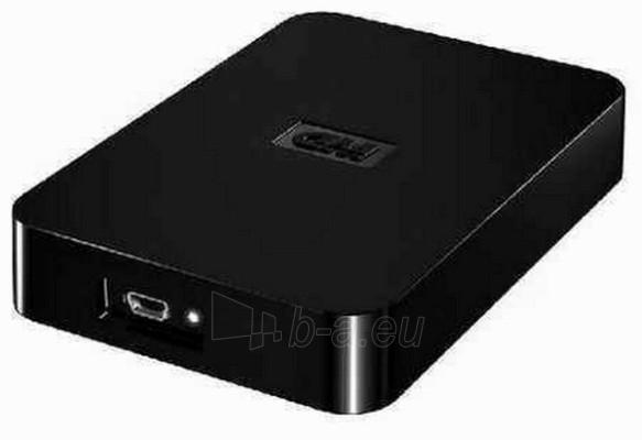 HDD WD ELEMENTS PORTABLE SE 500GB USB3.0 Paveikslėlis 1 iš 1 250255520136