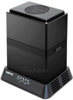HDD dėžutė CHIEFTEC EXT.BOX 2*2.5/2*3.5HDD RAID,USB Paveikslėlis 1 iš 1 250255600060