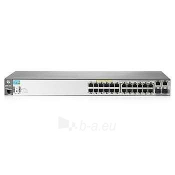 HP 2620-24-PPOE+ SWITCH Paveikslėlis 1 iš 1 250255080311