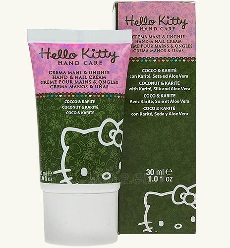 Hello Kitty Hand Care Cream Cosmetic 30ml Paveikslėlis 1 iš 1 250850400002