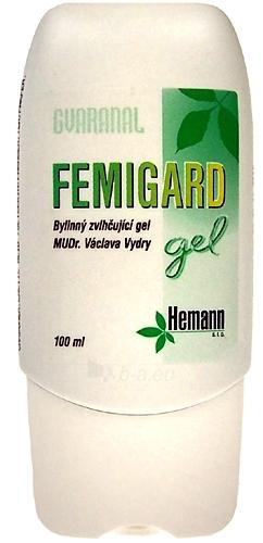 Hemann Moisturizing Gel Cosmetic 100ml Paveikslėlis 1 iš 1 250850200018