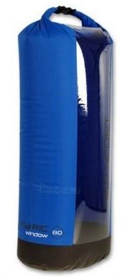 Hermetiškas maišas WINDOW CYLINDRIC 60 ltr., mėlynas Paveikslėlis 1 iš 1 250555100015