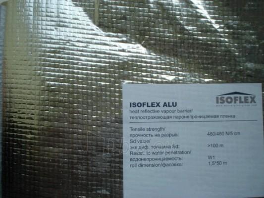 Hidroizoliacinė plėvelė ISOFLEX ALU Paveikslėlis 1 iš 1 237420000017