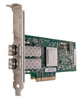 IBM QLOGIC 8GBIT FC HBA PCI-E 2-PT. Paveikslėlis 1 iš 1 250255400144