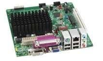 INTEL D2550 VGA DDR3 GBE MINI-ITX + CPU Paveikslėlis 1 iš 1 250255050901