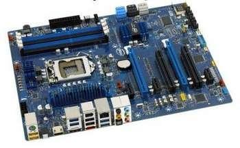 INTEL Z77 S1155 DDR3 SATA6 RAID GBE ATX Paveikslėlis 1 iš 1 250255050666