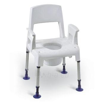 INVACARE Dušo-tualeto kėdė, Pico 3 in 1 Paveikslėlis 1 iš 1 250630800068