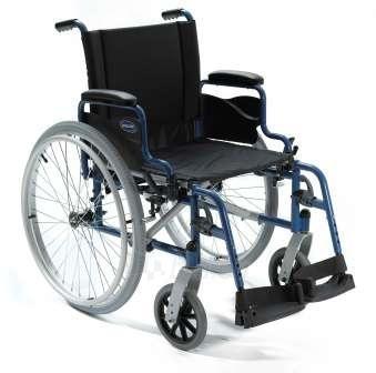 INVACARE Universalus neįgaliojo vežimėlis Action 1 NG * Paveikslėlis 1 iš 2 250661000004