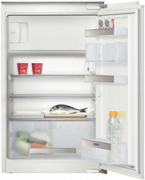 Įmont. Šaldytuvas (su kamera) Siemens KI18LA50 Paveikslėlis 1 iš 1 250137000212