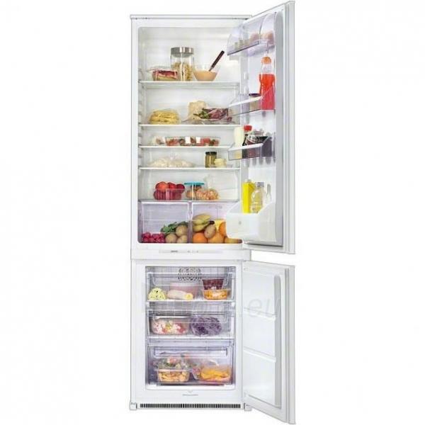 Įmont. šaldytuvas šaldiklis Zanussi ZBB28650SA Paveikslėlis 1 iš 1 250137000220