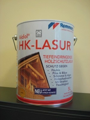 Impregnant Aidol HK- Lasur pine-itališka pušis 5ltr. Paveikslėlis 1 iš 2 236860000140