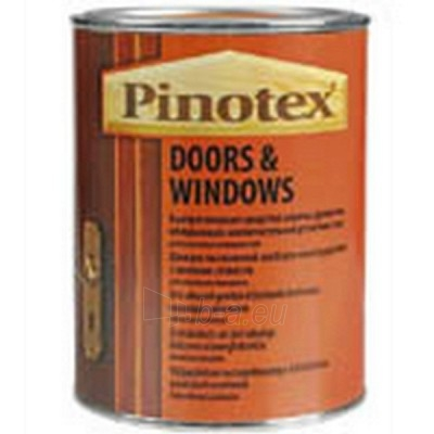 Impregnantas Doors Windows puriena 1ltr. Paveikslėlis 1 iš 1 236860000316