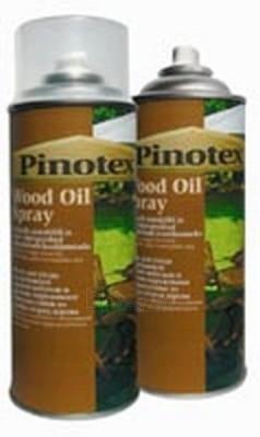 Impregnantas alyva Pinotex Wood Oil Spray bespalvis 400ml Paveikslėlis 1 iš 1 236860000302