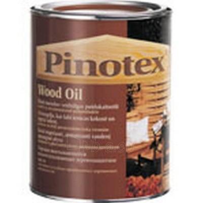 Impregnant alyva Pinotex wood oil green 3ltr Paveikslėlis 1 iš 1 236860000299