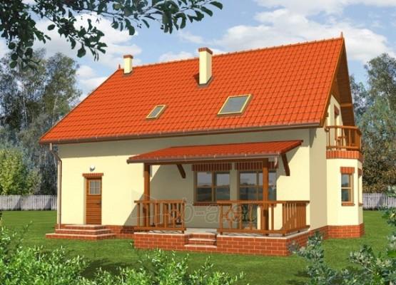 Individualaus namo projektas 'Agnė' Paveikslėlis 1 iš 1 238510000004
