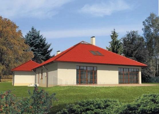Individualaus namo projektas 'Agnieška II' Paveikslėlis 1 iš 1 238520000083