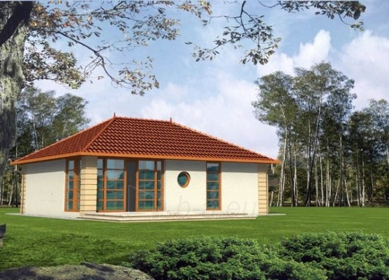Individualaus namo projektas 'Aleksandra' Paveikslėlis 1 iš 1 238520000144