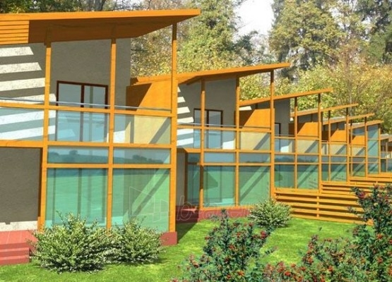 Individualaus namo projektas 'Aminta' Paveikslėlis 1 iš 1 238510000059