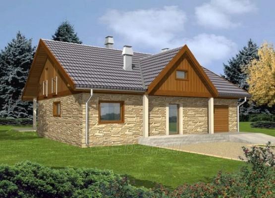 Individualaus namo projektas 'Arleta' Paveikslėlis 1 iš 1 238510000044