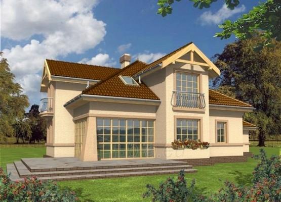 Individualaus namo projektas 'Artemidė' Paveikslėlis 1 iš 1 238520000021