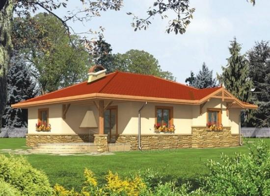 Individualaus namo projektas 'Belinda' Paveikslėlis 1 iš 1 238510000101