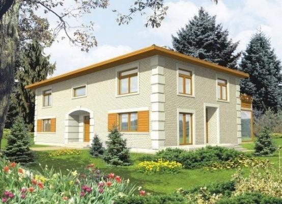 Individualaus namo projektas 'Bonita' Paveikslėlis 1 iš 1 238520000199