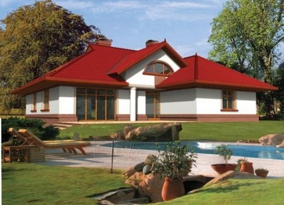 Individual house project 'Dana' Paveikslėlis 1 iš 1 238520000072