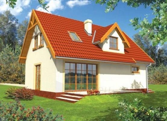 Individualaus namo projektas 'Džordana' Paveikslėlis 1 iš 1 238510000054