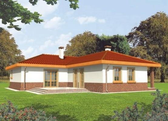 Individualaus namo projektas 'Erazma' Paveikslėlis 1 iš 1 238510000075