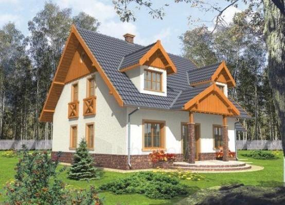 Individualaus namo projektas 'Eulalė' Paveikslėlis 1 iš 1 238520000180