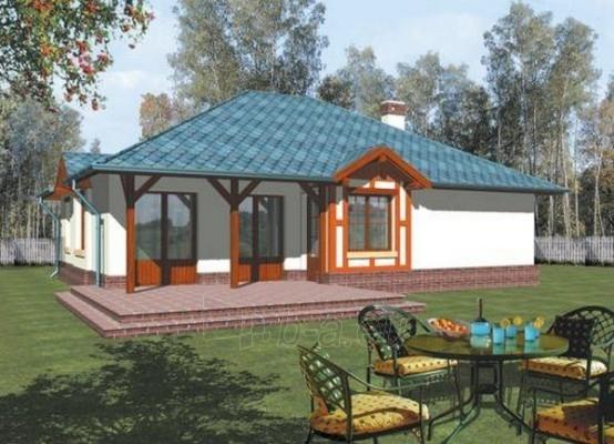 Individualaus namo projektas 'Fiona' Paveikslėlis 1 iš 1 238520000200