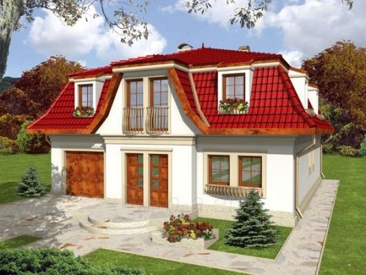 Individual house project 'Gaja' Paveikslėlis 1 iš 1 238520000073