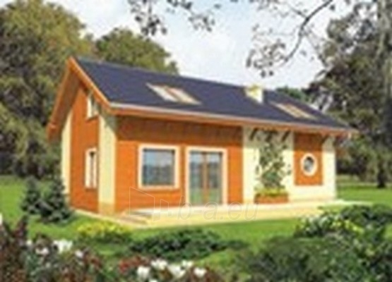 Individual house project 'Hela' Paveikslėlis 1 iš 1 238520000171