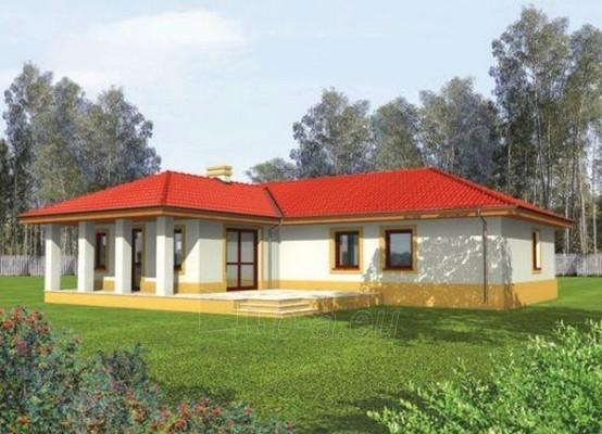 Individualaus namo projektas 'Helė' Paveikslėlis 1 iš 1 238510000064