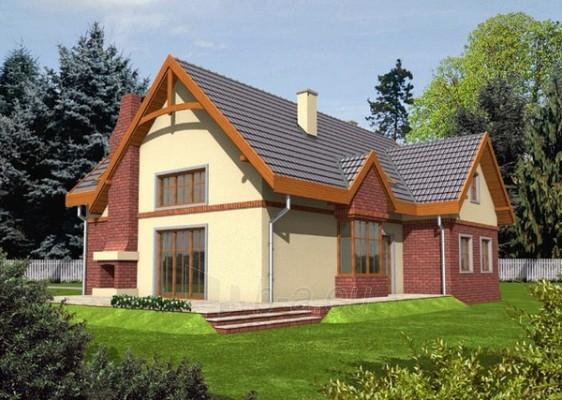 Individualaus namo projektas 'Helga' Paveikslėlis 1 iš 1 238520000063