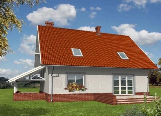 Individualaus namo projektas 'Honorata' Paveikslėlis 1 iš 1 238510000007