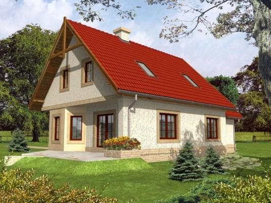 Individualaus namo projektas Iglesija Paveikslėlis 1 iš 1 238510000019