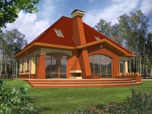 Individualaus namo projektas 'Irvita' Paveikslėlis 1 iš 1 238520000055