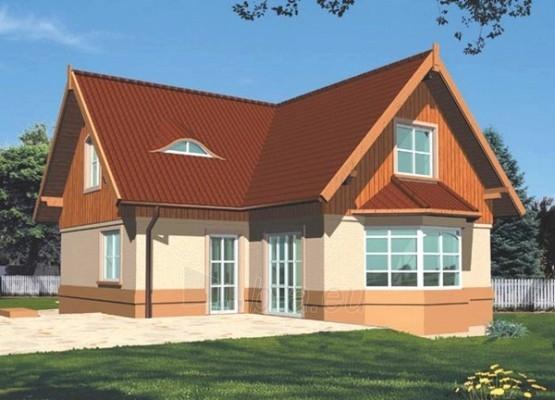 Individual house project 'Jadzė' Paveikslėlis 1 iš 1 238520000040