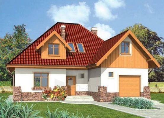 Individualaus namo projektas 'Jovita' Paveikslėlis 1 iš 1 238520000220